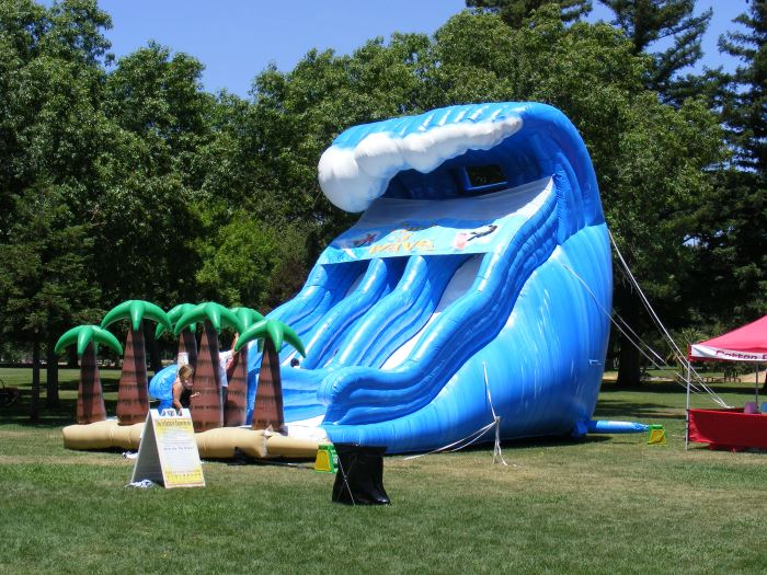 Party Rental Services For Kids