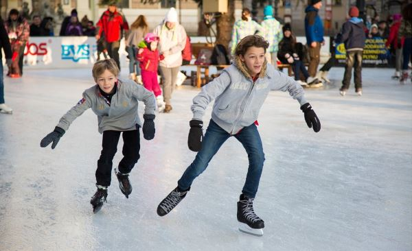 Ice Skating Parties For Children