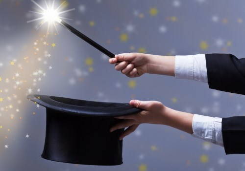 Magicians for kids parties