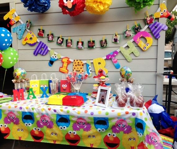 At Home Parties For Kids