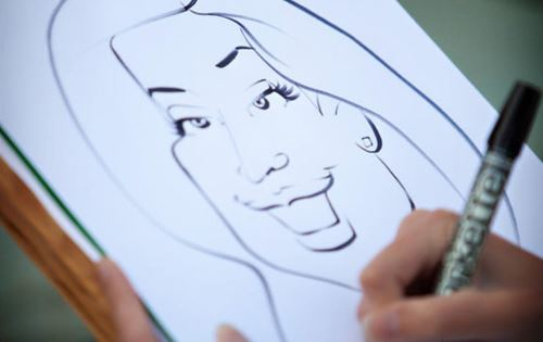 Caricaturists For Hire