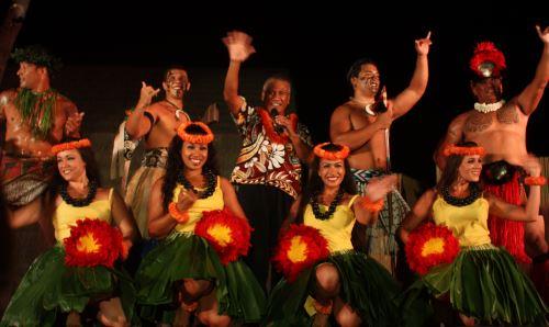 Hawaiian Luaus