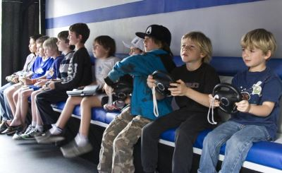 Kids Arcade Parties