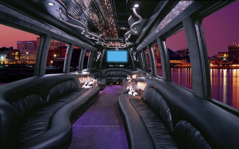 ABC Limo Service Party Bus Sweet 16 Party Services in California