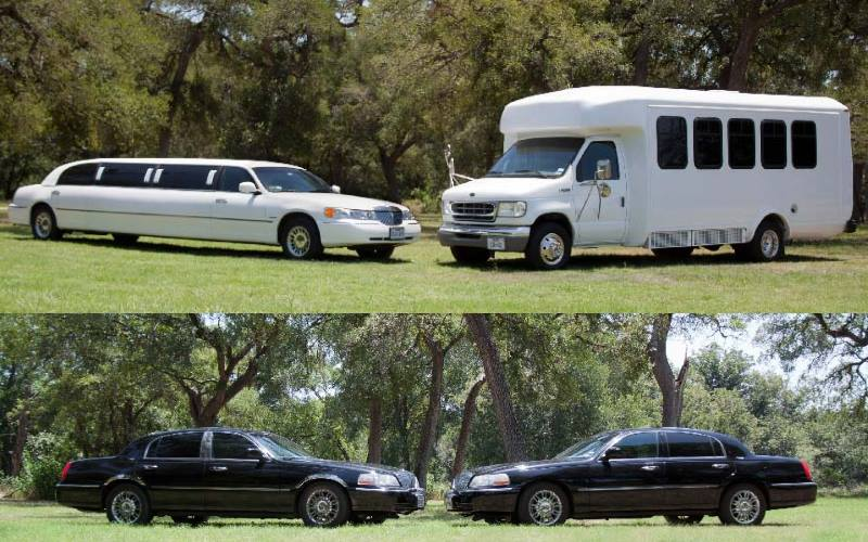 Hire A Class Act Limo in Temple, Texas
