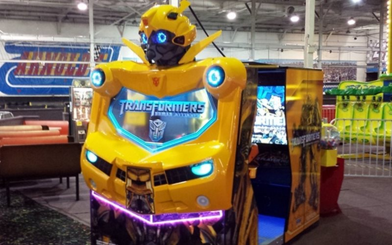 Arcade Parties at Arnold's Family Fun Center in PA