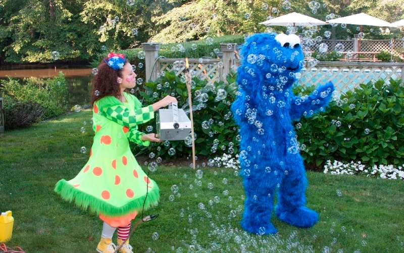 Blue Balloon Parties Party Services For Kids In New York
