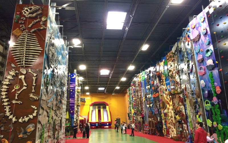 ClimbZone Birthday Parties for Kids of All Ages in Laurel, MD