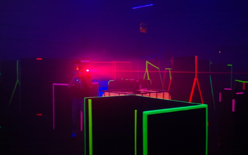 Laser Tag Party Places In Destin FL
