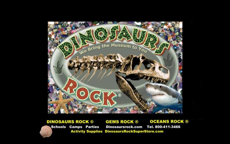 Dinosaurs Rock Animal Themed Parties in New York