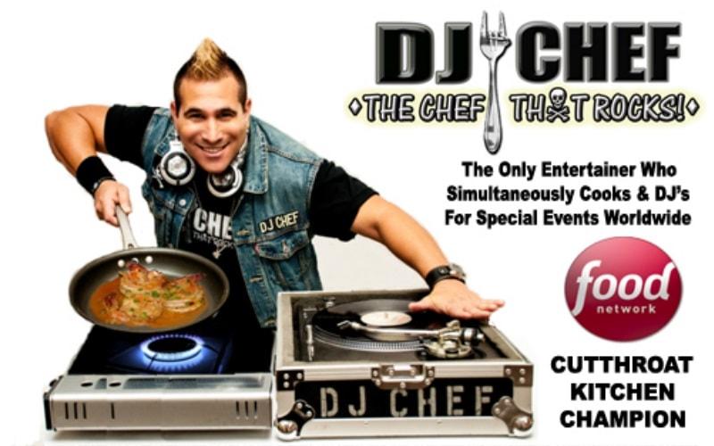 DJ Chef in New York NY
