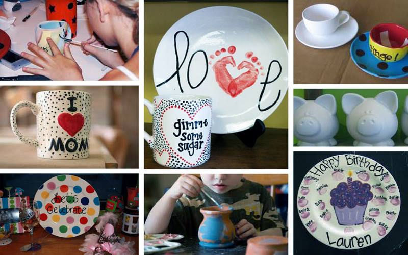 Do Art Studio Kids Pottery Parties In Gainesville FL