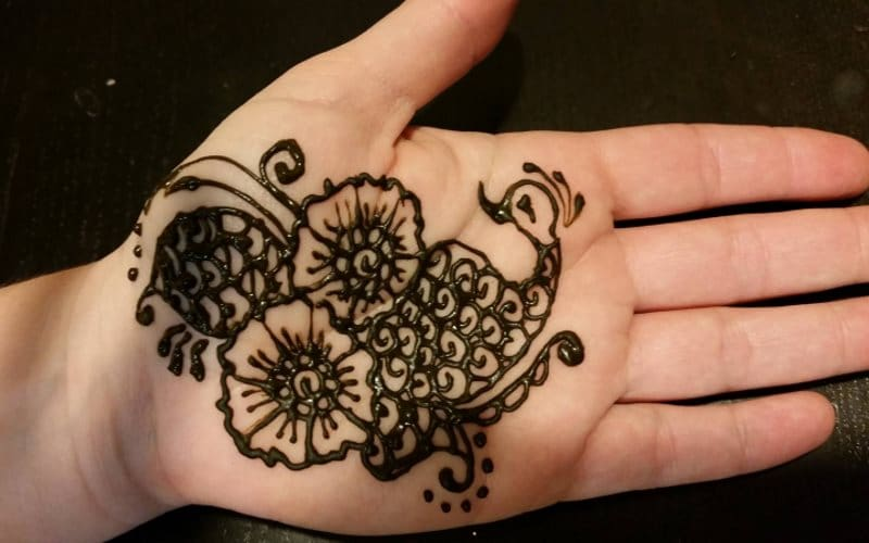 Face Paint by Vicki Henna Tattoo Artist in MD