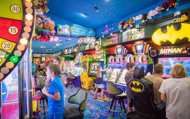 Arcade Birthday Parties For Kids In FL