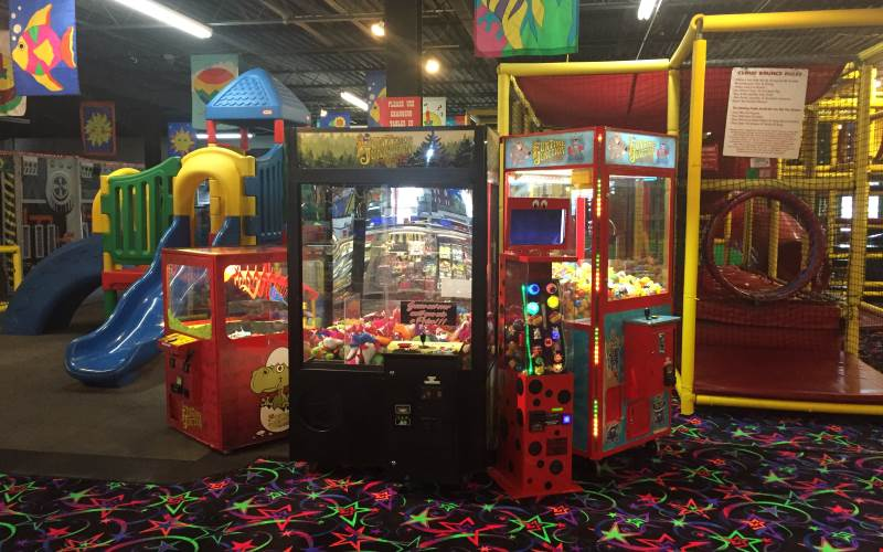 Funtime junction fairfield nj for Indoor party places for kids