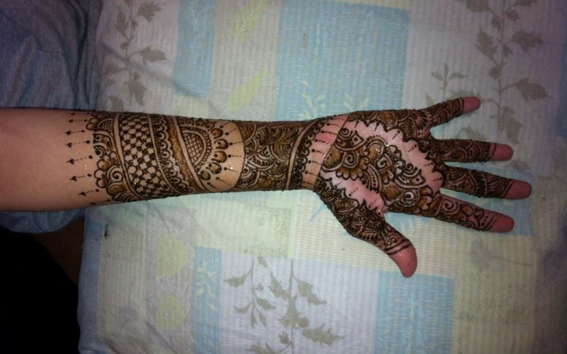 Henna Tattoo Jersey City Nj : Henna by mobina nj artists for hire
