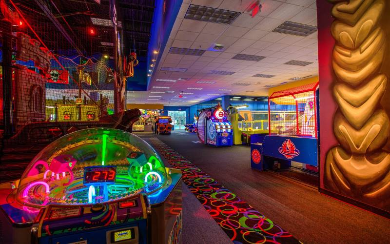 Hukoo S Fun Party Place For Kid S Arcade Parties In Orlando Fl