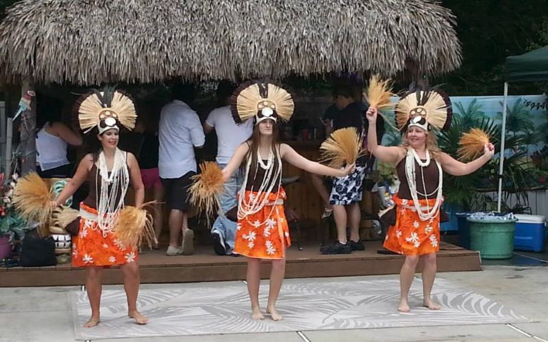 Hula Ho Aloha Hawaiian Luau Parties In NJ