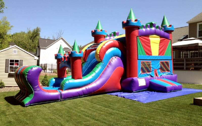 Peachy Jacksonvilles 1 Premier Inflatable Party Rental Company Home Interior And Landscaping Ologienasavecom