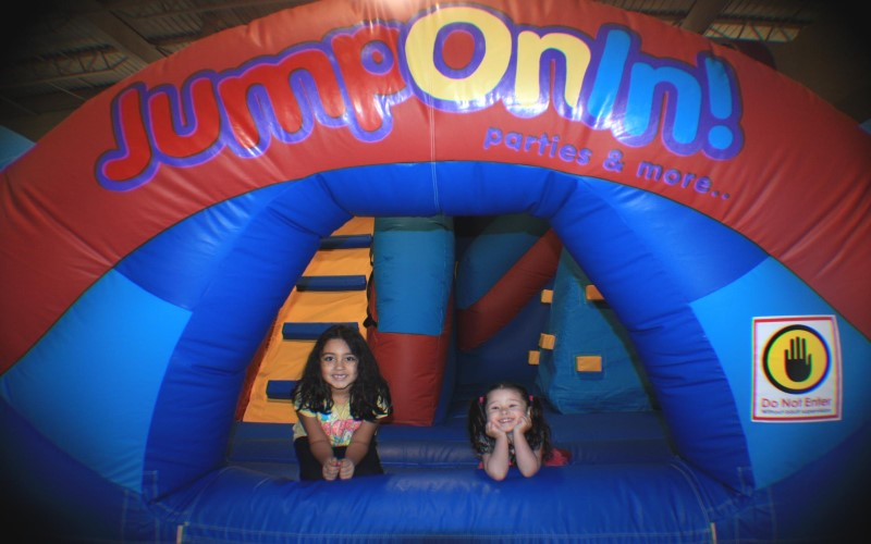 Jump On In Indoor Inflatable Kids Party Place In Bergen County