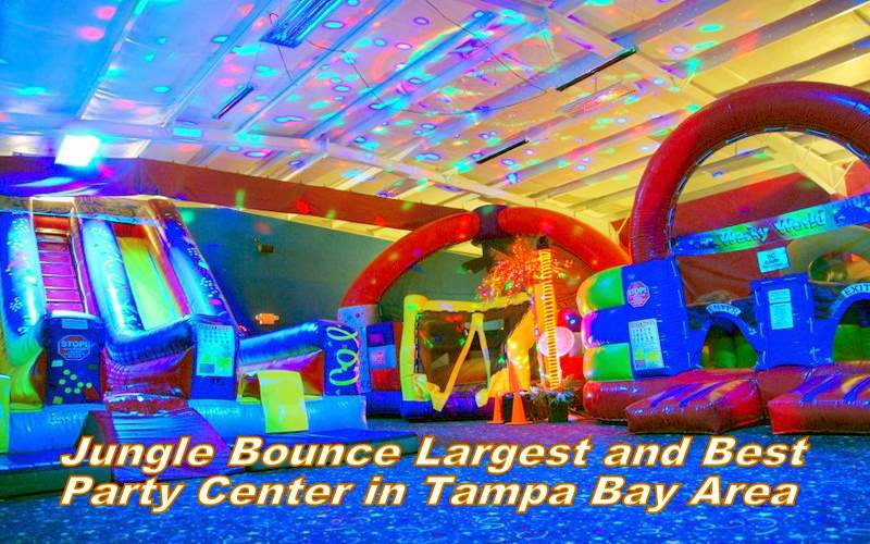 Places For Kids Birthday Parties In Central Florida