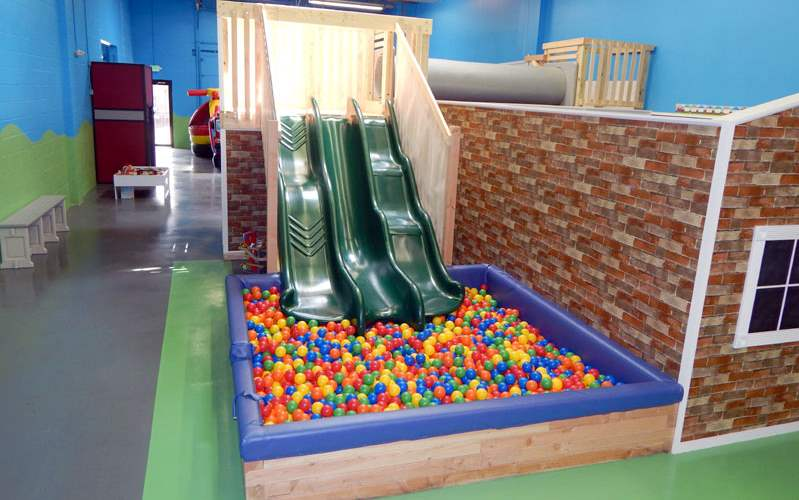 Toddler Party At Kiddie Crusoe In Md