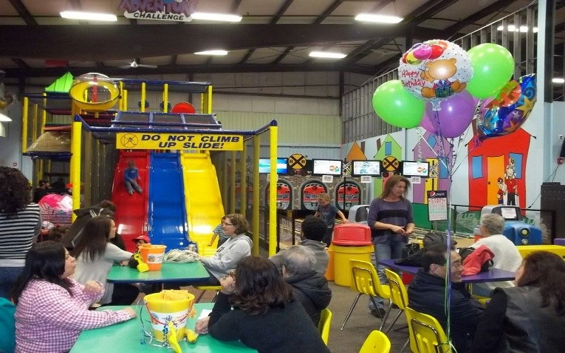 Awesome Kids Laser Tag Party Center Kidsports in MA