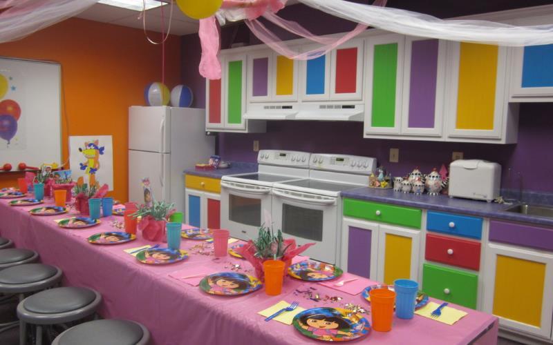 Kids Party Places Central Nj
