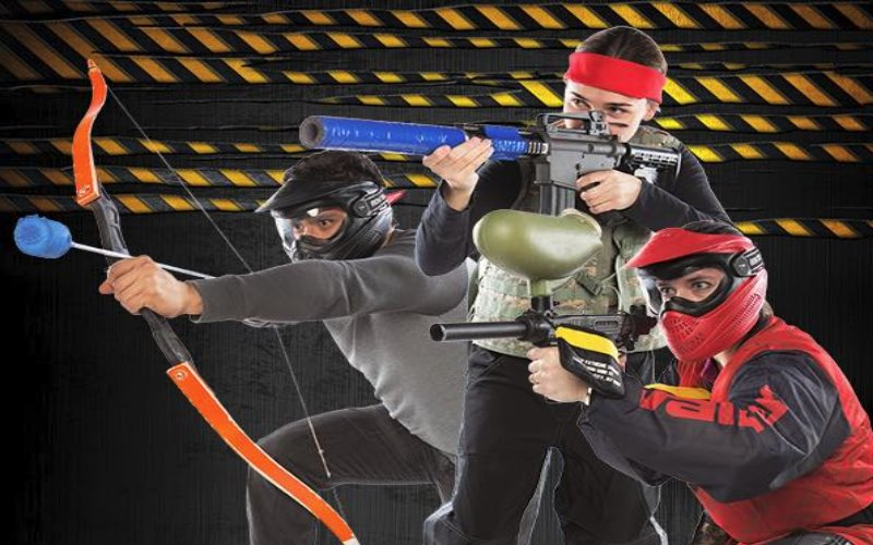 Laser tag Parties at Indoor Extreme Sports in Long Island