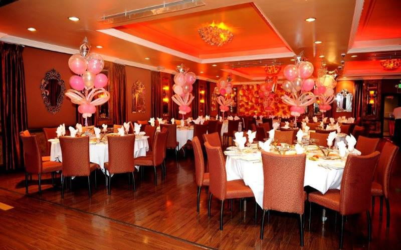 maxim restaurant and banquet hall in california