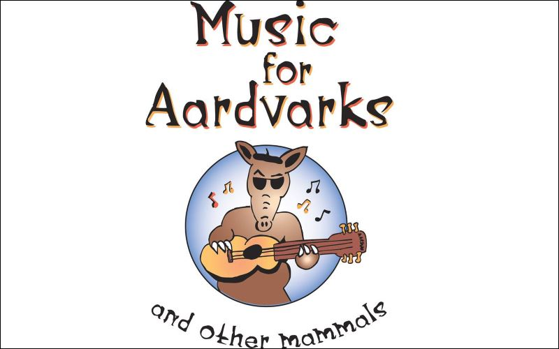 A Aardvarks Music Toddler Birthday Parti...