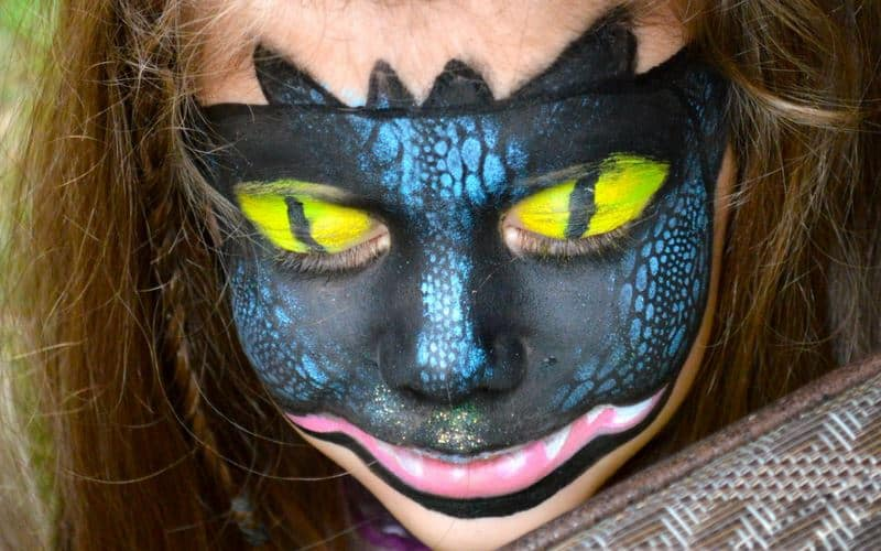 New Creation Face and Body Art Face Painting in Downstate New York