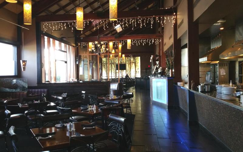 Paradise L.A. Restaurant Party Places in Los Angeles California