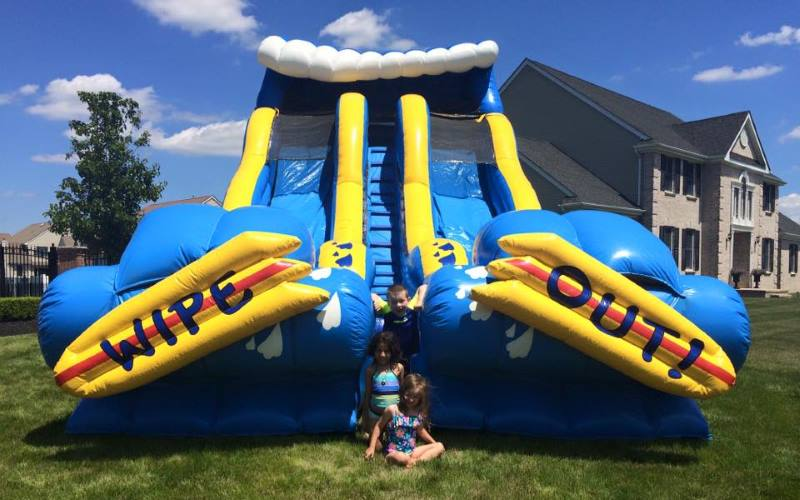 Party Perfect Rentals Inflatable Rental Companies For Hire