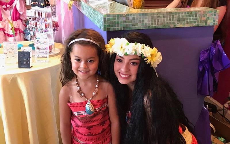 Razzberry Lips Princess Parties in Los Gatos California