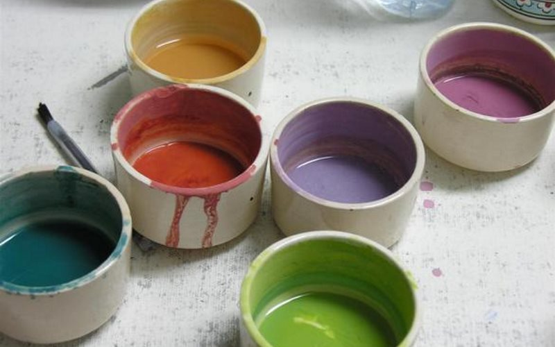 Ready Glaze Fire Pottery Studio Parties In Cheshire New