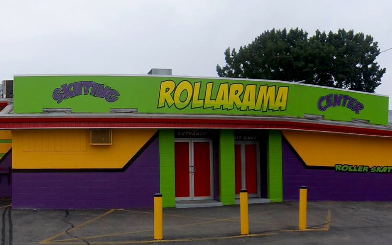 Rollarama Skating Center Best Kids Party Places in Schenectady County NY