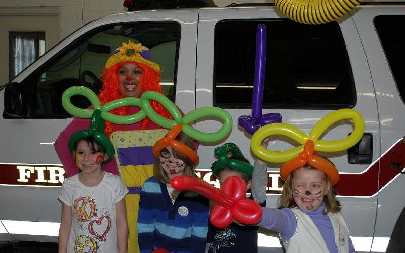 Rosie The Clown Best Party Entertainers For Kids In Central NJ