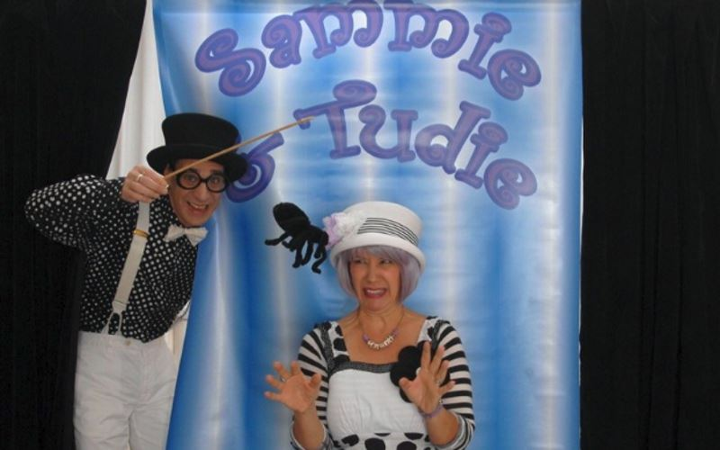Sammie And Tudie Clowns For Hire in New York City and Long Island NY