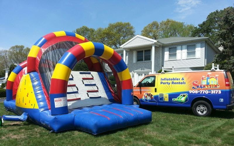 Central NJ Inflatable Rentals