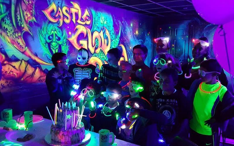 the castle fun center laser tag kids parties in chester orange county ny