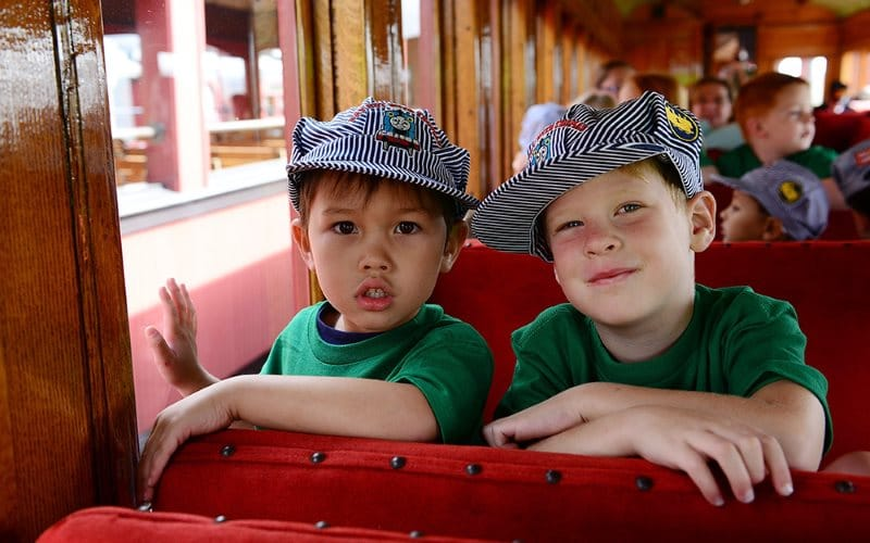 The Delaware River Railroad Excursions Boy Themed Parties In Nj