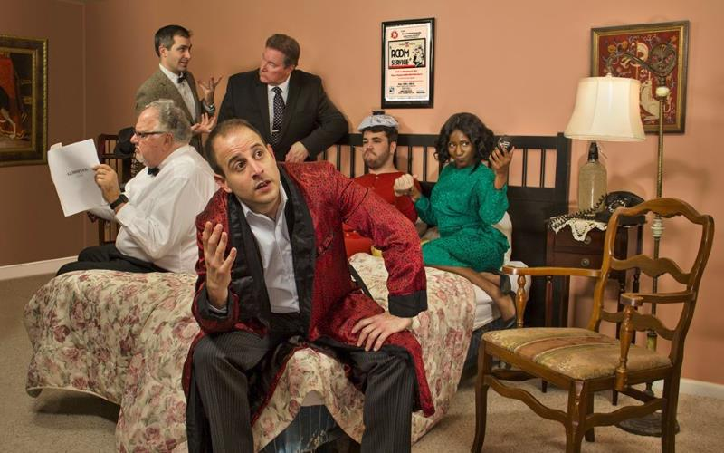 Theater to Go Murder Mystery Theater Parties In New Jersey