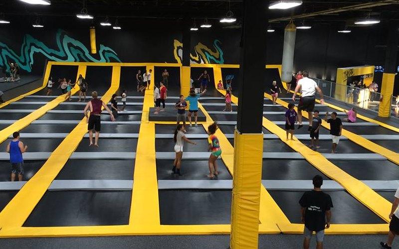 ThinAir Extreme Sports Parties In San Antonio Texas
