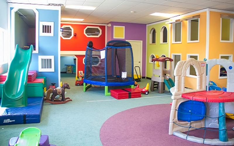 Tumbling Tykes Childrens Toddler Party Places For Hire In Latham