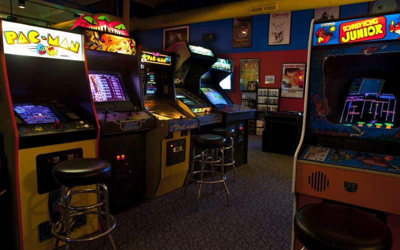 YESTERcades Party Places In Central NJ
