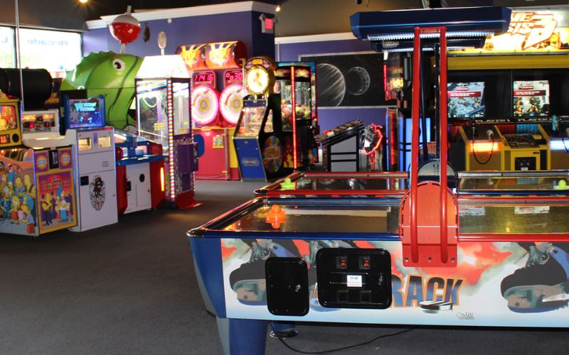 Zero Gravity Arcade Parties In Albany County New York