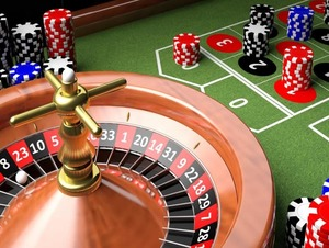 Party Vision casino party equipment rentals in Massachusetts