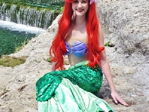 Fairy Tale Friends of San Antonio Mermaid Party Entertainers in Bexar County Texas