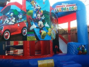 A Jump Above Party Rentals Serving Tucson Arizona